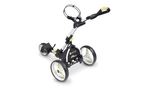 Motocaddy M1 Lite Push Trolley - Alpine