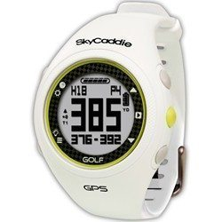 Skycaddie Golf GPS Watch - White