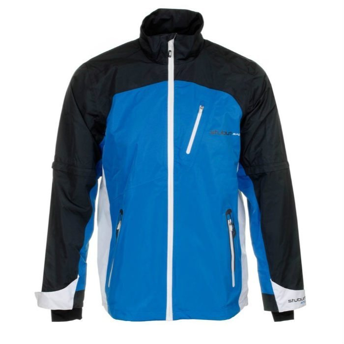 Stuburt Sport-Lite Waterproof Jacket - Electric Blue/Titanium