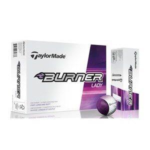 TaylorMade Burner Golf Balls 2014 - Lady