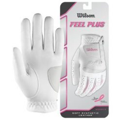 Wilson Ladies Feel Plus Glove