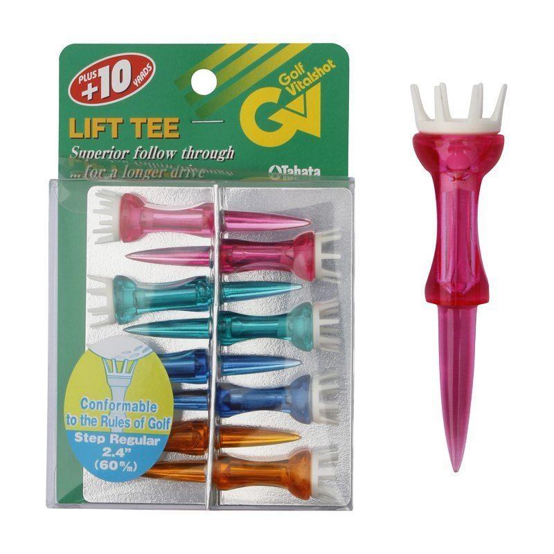 Plastic Golf Tees