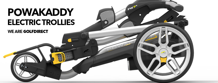 Powakaddy – Golf Direct – the nation's favourite discounted