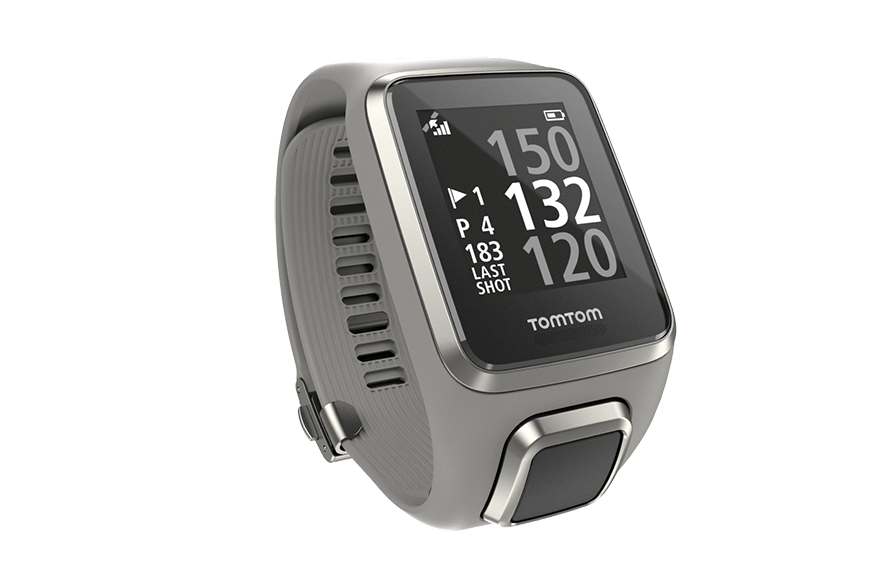 Tomtom2 Grey - Large