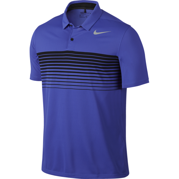 702c65c8 Nike Golf Mens Mobility Speed Stripe Polo Shirt – Golf Direct – the ...