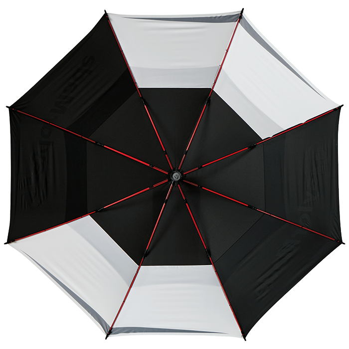 TM-TOUR-DOUBLE-CANOPY-UMBRELLA-64_B1600601_B  sc 1 st  Golf Direct & Taylormade Tour 64 Inch Double Canopy Umbrella - Black/White ...