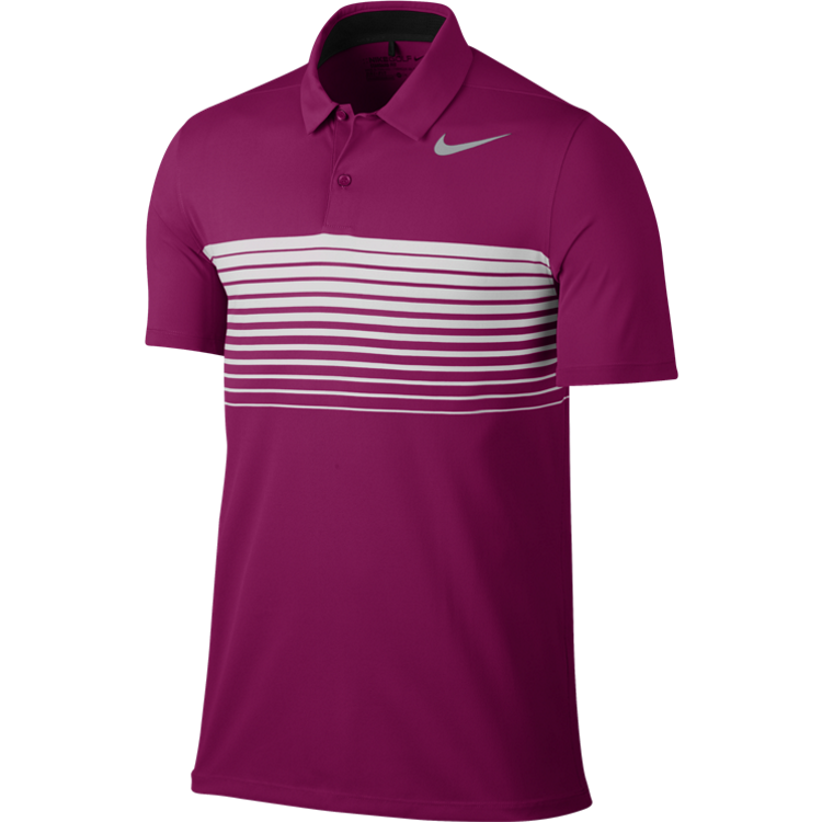 e3ed883bab61 Nike Golf Mens Mobility Speed Stripe Polo Shirt – Golf Direct – the ...