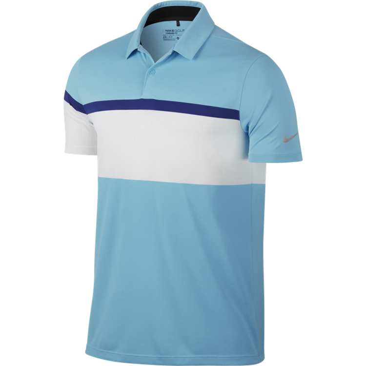 fa700acb Nike Golf Mens Mobility Colour Block Polo Shirt – Golf Direct – the ...