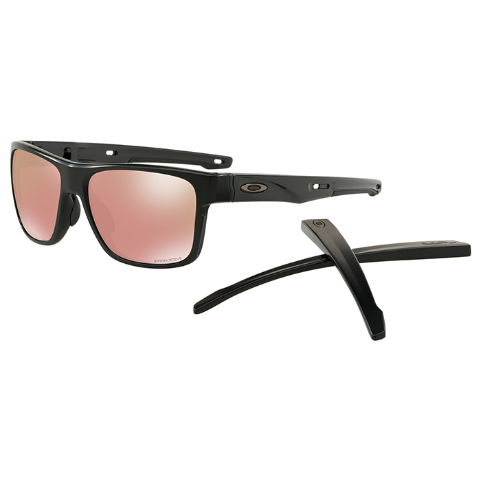 553243b8ca Oakley Crossrange Prizm Golf Sunglasses Matte Black. £149.95 £119.95. Built  for speed and engineered to be the ultimate multi-sport sunglass for  training ...