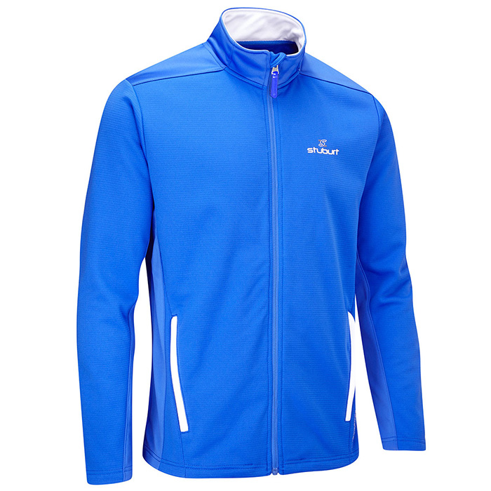 95eb0e1c3 Stuburt Mens Endurance Sport Full Zip Fleece Jacket – Golf Direct ...