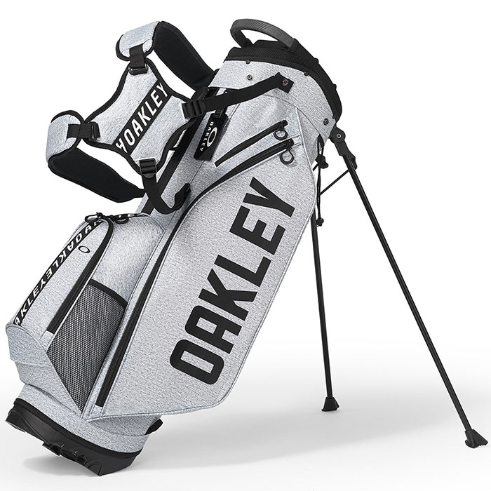 Golf Bags For Sale >> Oakley Bg 12 0 Stand Bag Golf Direct The Nation S Favourite