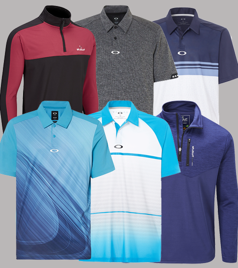 Golf Clothing & Shoes
